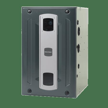 American Standard S9V2 gas furnace.
