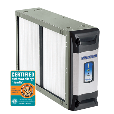 American Standard AccuClean™ Whole-Home Air Filtration System.