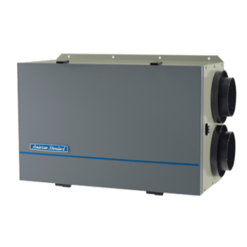 American Standard AccuExchange™ Energy Recovery Ventilator.
