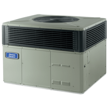 American Standard Gold 13 Packaged Heat Pump System.