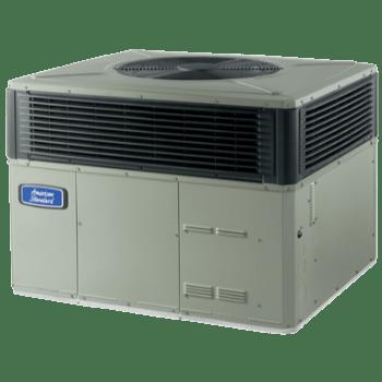 American Standard Platinum 16 Packaged Heat Pump System.