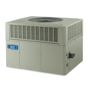 American Standard Silver 14 Gas/Electric Packaged System.