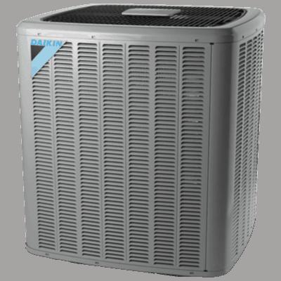 Daikin DX14SA whole house air conditioner.
