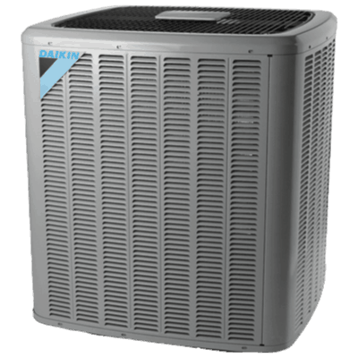 Daikin DX16TC whole house air conditioner.