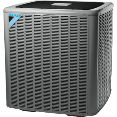 Daikin DX18TC whole house air conditioner.