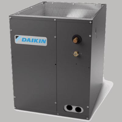 Daikin CAPT cased coils.
