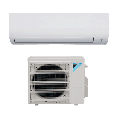 Daikin 15 Series Wall Mount single-zone air conditioner