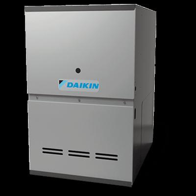Daikin DD80SS gas furnace.