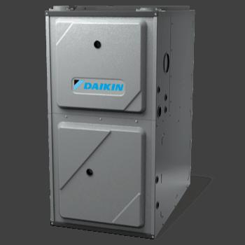 Daikin DM96HS gas furnace.